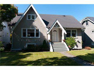 Main Photo: 3233 W KING EDWARD AV in Vancouver: Dunbar House for sale (Vancouver West)  : MLS®# V904044