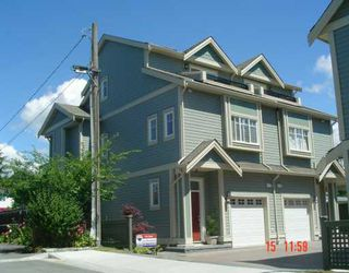"""Photo 1: 4 5261 VICTORY ST in Burnaby: Metrotown Townhouse for sale in """"BIMA VILLAGE"""" (Burnaby South)  : MLS®# V602126"""
