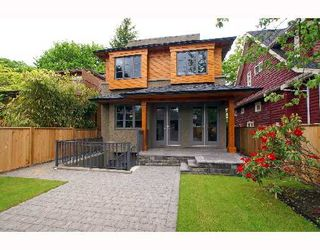 Photo 9: 2926 W 13TH Avenue in Vancouver: Kitsilano House for sale (Vancouver West)  : MLS®# V710088