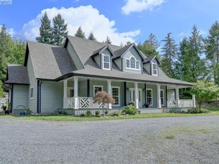 Main Photo: 1995 Sooke Lake Road in SHAWNIGAN LAKE: ML Shawnigan Lake Single Family Detached for sale (Malahat & Area)  : MLS®# 416292