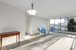 """Photo 5: 804 114 W KEITH Road in North Vancouver: Central Lonsdale Condo for sale in """"Ashby House"""" : MLS®# R2416501"""