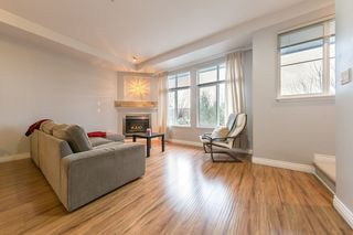 Photo 1: 7 20449 66 Avenue in Langley: Willoughby Heights Townhouse for sale : MLS®# R2430124
