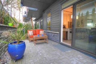 Photo 16: 120 3525 CHANDLER Street in Coquitlam: Burke Mountain Townhouse for sale : MLS®# R2449274
