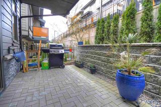 Photo 17: 120 3525 CHANDLER Street in Coquitlam: Burke Mountain Townhouse for sale : MLS®# R2449274