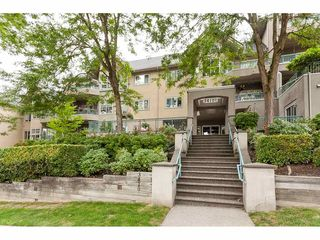 """Main Photo: 312 34101 OLD YALE Road in Abbotsford: Central Abbotsford Condo for sale in """"Yale Terrace"""" : MLS®# R2474087"""
