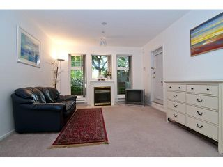 """Photo 4: 106 1200 Eastwood in Coquitlam: Condo for sale in """"LAKESIDE TERRACE"""" : MLS®# V827115"""