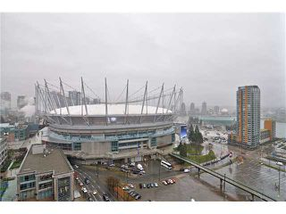 "Photo 9: # 2506 939 EXPO BV in Vancouver: Yaletown Condo for sale in ""MAX TWO"" (Vancouver West)  : MLS®# V927972"