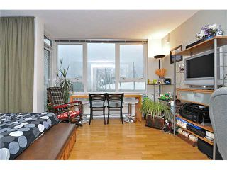 "Photo 1: # 2506 939 EXPO BV in Vancouver: Yaletown Condo for sale in ""MAX TWO"" (Vancouver West)  : MLS®# V927972"