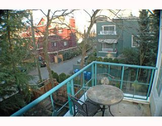 """Photo 10: 303 735 W 15TH Avenue in Vancouver: Fairview VW Condo for sale in """"WINDGATE WILLOW"""" (Vancouver West)  : MLS®# V690114"""