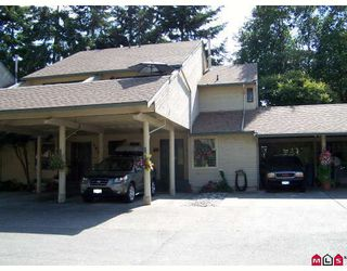 Photo 1: 1817 LILAC Drive in Surrey: King George Corridor Townhouse for sale (South Surrey White Rock)  : MLS®# F2813254