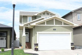 Main Photo: 5620 Pearsall Crescent in Regina: Harbour Landing Residential for sale : MLS®# SK779523
