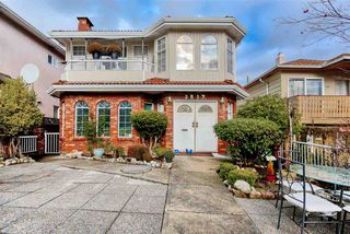Main Photo: 3517 ADANAC Street in Vancouver: Renfrew VE House for sale (Vancouver East)  : MLS®# R2421203
