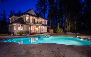 Main Photo: 213 WESTRIDGE Lane: Anmore House for sale (Port Moody)  : MLS®# R2449526