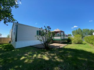 Photo 18: 1805 2a Street Cres.: Wainwright Manufactured Home for sale (MD of Wainwright)  : MLS®# LL66814
