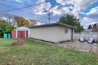 Photo 36: 10739 149 Street in Edmonton: Zone 21 House for sale : MLS®# E4218150
