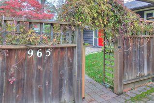 Photo 19: 965 Foul Bay Rd in : OB South Oak Bay House for sale (Oak Bay)  : MLS®# 858501