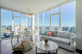 """Main Photo: 1801 7373 WESTMINSTER Highway in Richmond: Brighouse Condo for sale in """"Lotus"""" : MLS®# R2521284"""