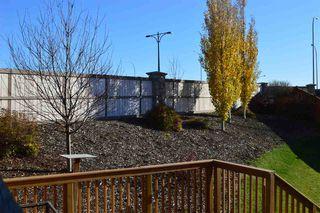 Photo 41: 6113 SUNBROOK Landing: Sherwood Park House Half Duplex for sale : MLS®# E4224031