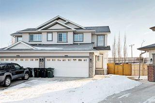 Photo 1: 6113 SUNBROOK Landing: Sherwood Park House Half Duplex for sale : MLS®# E4224031
