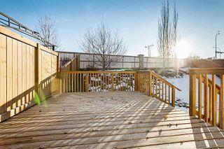Photo 44: 6113 SUNBROOK Landing: Sherwood Park House Half Duplex for sale : MLS®# E4224031