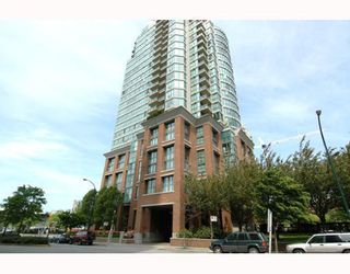 "Photo 1: 1205 1088 QUEBEC Street in Vancouver: Mount Pleasant VE Condo for sale in ""VICEROY"" (Vancouver East)  : MLS®# V795168"