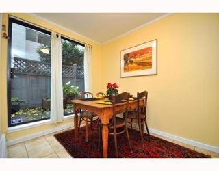 Photo 3: # 104 2125 YORK AV in Vancouver: Condo for sale : MLS®# V797055