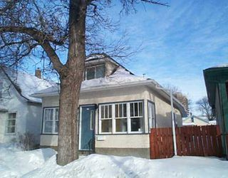 Main Photo: 517 WASHINGTON Avenue in Winnipeg: East Kildonan Single Family Detached for sale (North East Winnipeg)  : MLS®# 2501332