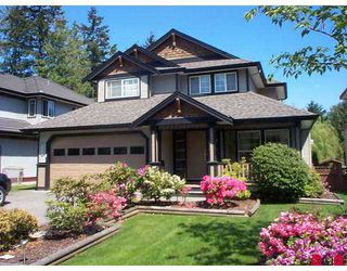 "Photo 1: 8290 170TH Street in Surrey: Fleetwood Tynehead House for sale in ""Tynehead"" : MLS®# F2713491"