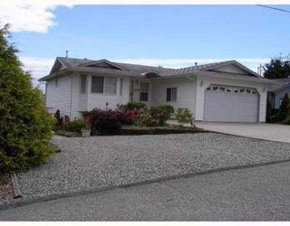 Main Photo: 4353 MARBLE Road in Sechelt: Sechelt District House for sale (Sunshine Coast)  : MLS®# V658231