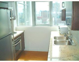 "Photo 5: 1401 1050 SMITHE Street in Vancouver: Downtown VW Condo for sale in ""STERLING"" (Vancouver West)  : MLS®# V709338"