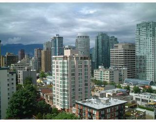 "Photo 2: 1401 1050 SMITHE Street in Vancouver: Downtown VW Condo for sale in ""STERLING"" (Vancouver West)  : MLS®# V709338"