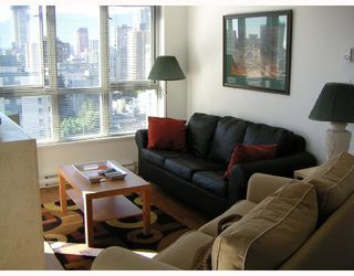 "Photo 4: 1401 1050 SMITHE Street in Vancouver: Downtown VW Condo for sale in ""STERLING"" (Vancouver West)  : MLS®# V709338"