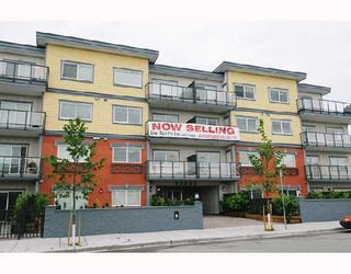 Photo 1: # 104 22363 SELKIRK AV: Condo for sale : MLS®# V719735