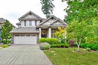 """Main Photo: 3491 ROSEMARY HEIGHTS Drive in Surrey: Morgan Creek House for sale in """"Rosemary Heights"""" (South Surrey White Rock)  : MLS®# R2395807"""