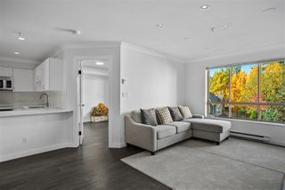 """Photo 2: 206 150 W 22ND Street in North Vancouver: Central Lonsdale Condo for sale in """"Sierra"""" : MLS®# R2415636"""