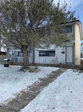 Photo 1: 13335 119 Street in Edmonton: Zone 01 House Half Duplex for sale : MLS®# E4179084