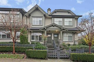 "Photo 1: 2 13819 232 Street in Maple Ridge: Silver Valley Townhouse for sale in ""Brighton"" : MLS®# R2421102"