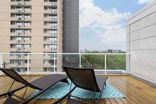 Photo 38: 408 12028 103 Avenue NW in Edmonton: Zone 12 Condo for sale : MLS®# E4184118