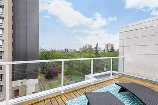 Photo 37: 408 12028 103 Avenue NW in Edmonton: Zone 12 Condo for sale : MLS®# E4184118