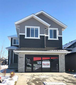 Photo 1: 9743 223 Street in Edmonton: Zone 58 House for sale : MLS®# E4194083