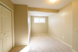 Photo 25: 1205 162 Street in Edmonton: Zone 56 House Half Duplex for sale : MLS®# E4194404