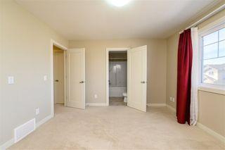Photo 20: 1205 162 Street in Edmonton: Zone 56 House Half Duplex for sale : MLS®# E4194404