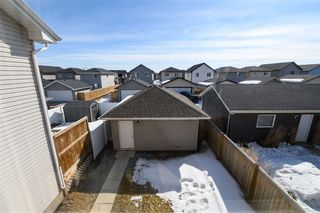 Photo 27: 1205 162 Street in Edmonton: Zone 56 House Half Duplex for sale : MLS®# E4194404