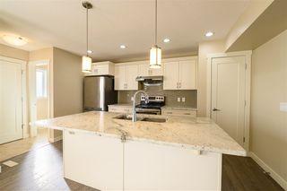 Photo 6: 1205 162 Street in Edmonton: Zone 56 House Half Duplex for sale : MLS®# E4194404