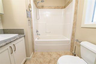 Photo 21: 1205 162 Street in Edmonton: Zone 56 House Half Duplex for sale : MLS®# E4194404