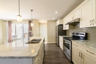 Photo 7: 1205 162 Street in Edmonton: Zone 56 House Half Duplex for sale : MLS®# E4194404