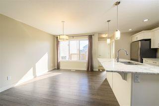 Photo 10: 1205 162 Street in Edmonton: Zone 56 House Half Duplex for sale : MLS®# E4194404