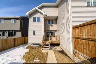 Photo 28: 1205 162 Street in Edmonton: Zone 56 House Half Duplex for sale : MLS®# E4194404