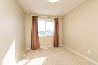 Photo 16: 1205 162 Street in Edmonton: Zone 56 House Half Duplex for sale : MLS®# E4194404