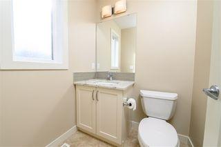 Photo 11: 1205 162 Street in Edmonton: Zone 56 House Half Duplex for sale : MLS®# E4194404